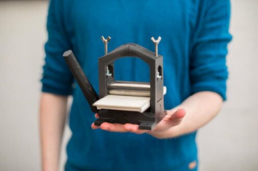 3D Print Project: Print Your Own Printing Press